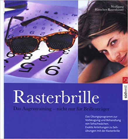Rasterbrille-Buch