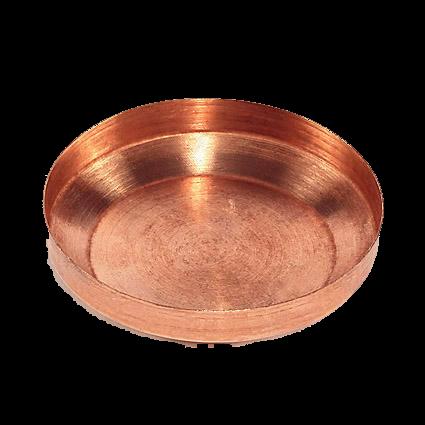 Agnihotra Reisschale aus Kupfer