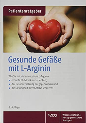 Buch Gesunde Gefäße mit L-Arginin