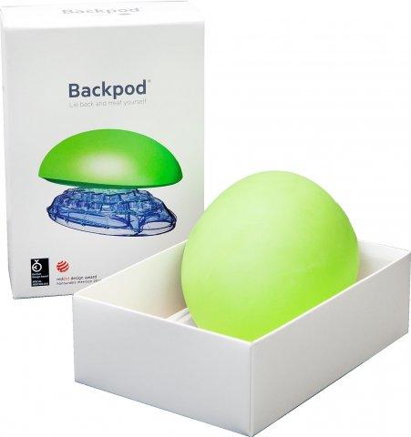 Backpod® Rücken- und Nackenprobleme einfach selbst behandeln