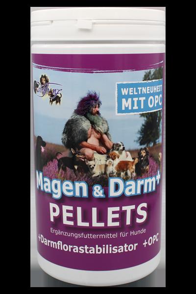 Magen & Darm Pellets + Darmflorastabilisator + OPC 900g