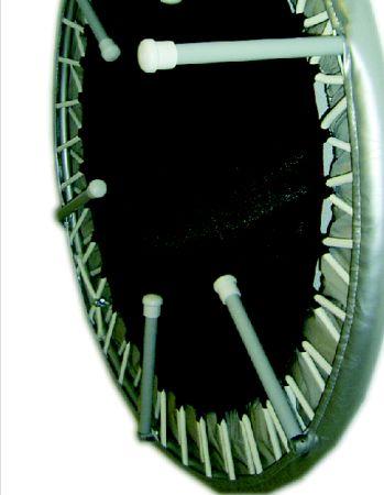 Trimilin miniswing - plus mit einklappbaren Beinen