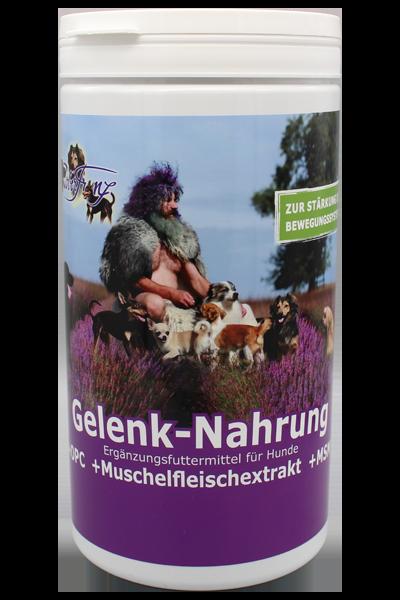 Gelenk – Nahrung by Robert Franz – Ergänzungsfuttermittel für Hunde 1100g