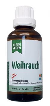 Weihrauch, 50 ml