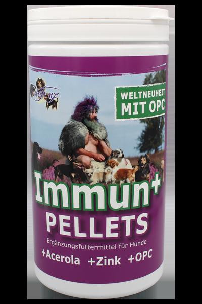 Immun Pellets by Robert Franz – Ergänzungsfuttermittel für Hunde 900g