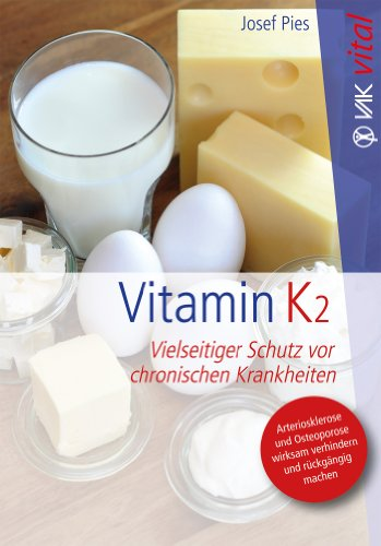 Vitamin K2 Buch