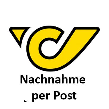 Nachnahme per Post