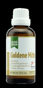 Goldene Mitte Kräuterkomplex, 50ml