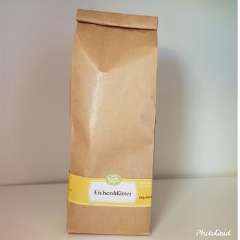 Eichenblätter - Tee, 100g