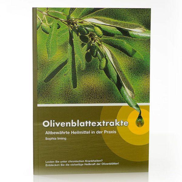 Buch Olivenblattextrakte – Altbewährte Heilmittel in der Praxis Neu