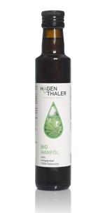Bio Hanföl, 100 ml
