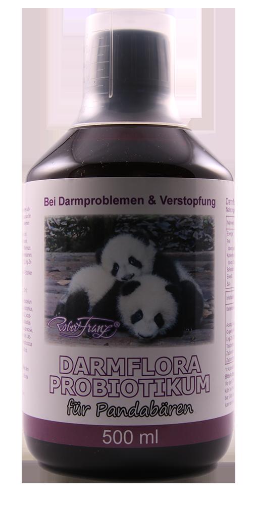 DARMFLORA PROBIOTIKUM für Pandabären – 500 ml