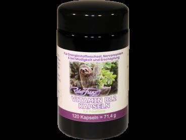 Vitamin B12 für Faultiere, 120 Kap.