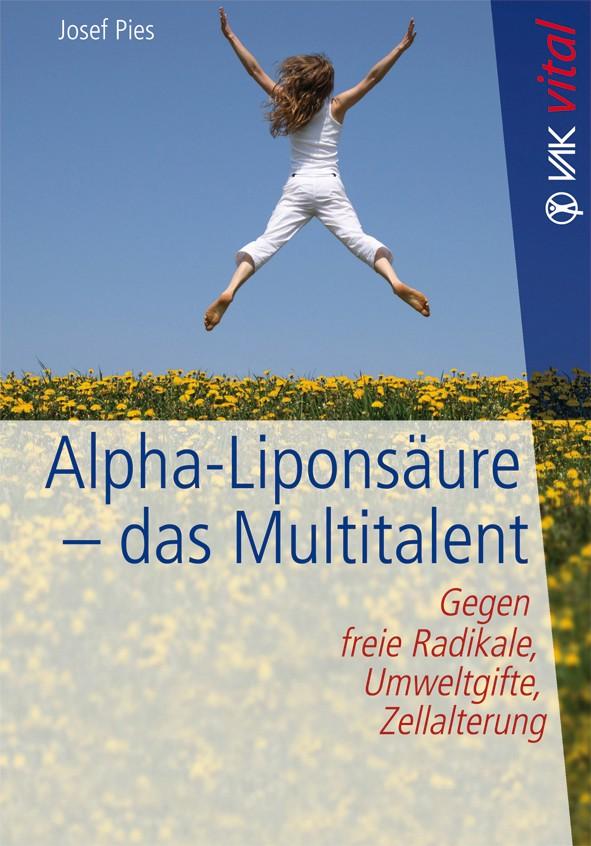 Alpha Liponsäure Buch