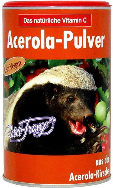 Vitamin C - Acerola Pulver, 175g