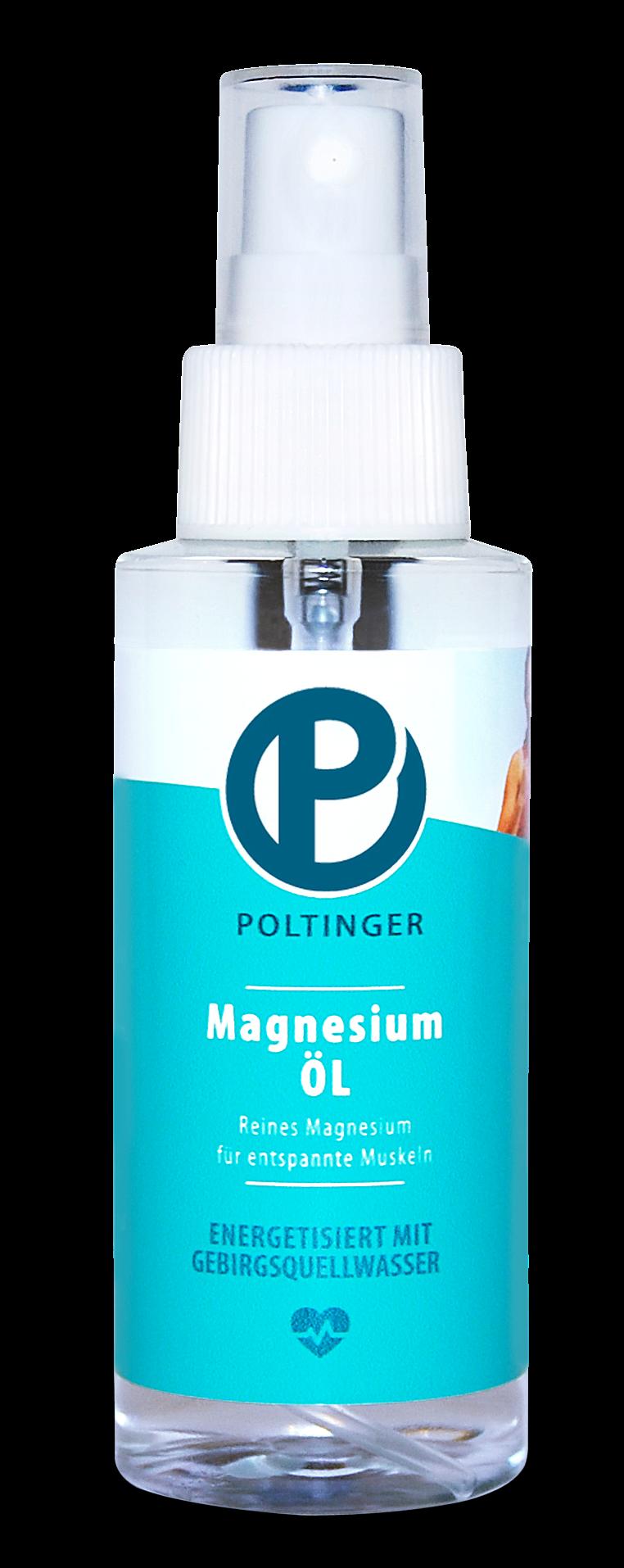 Großes Magnesium Set