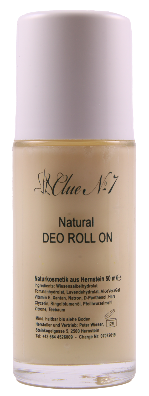 Deo Roll On Nr. 7, 50ml