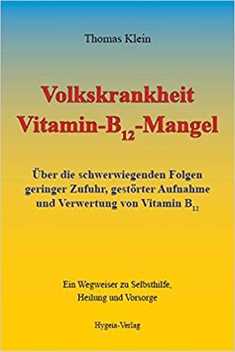 Volkskrankheit Vitamin B12-Mangel